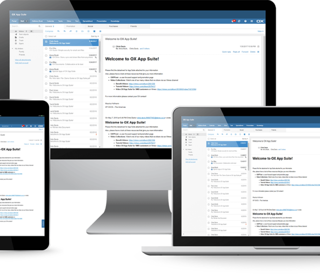, Business Email