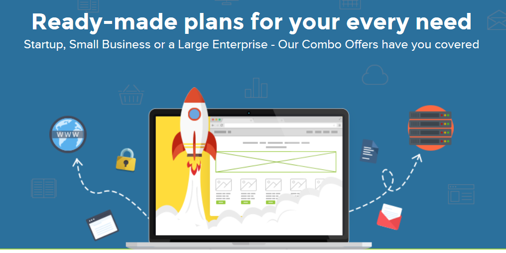 , Reseller – Combo Plans